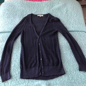 Women loft Ann Taylor shirt sleeves size medium